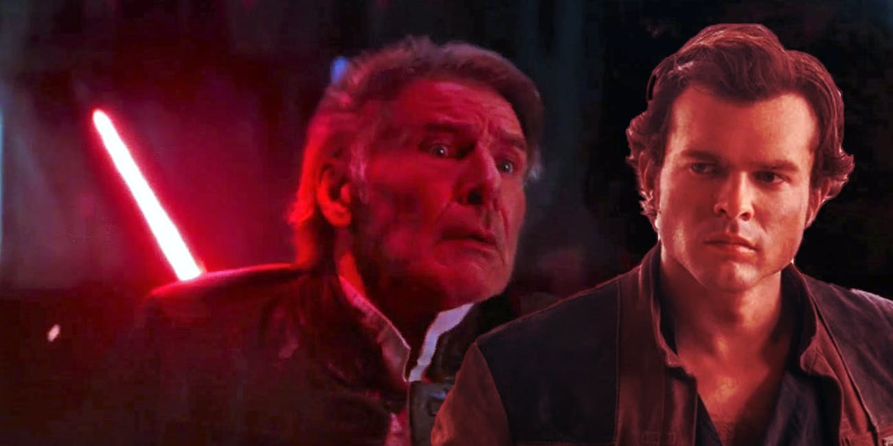 Solo: A Star Wars Story' Runtime is Creepy in One Specific