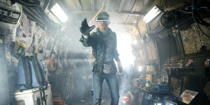 'Ready Player One' tech might already be here.