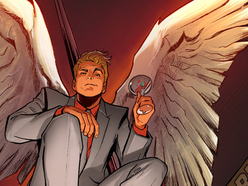 There's a Whole Mess of Sins to Love in DC's 'Lucifer' Comic
