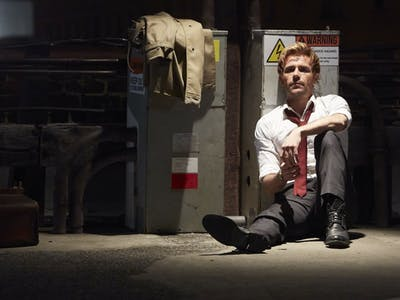 Before He's on 'Arrow,' Get Familiar With John Constantine