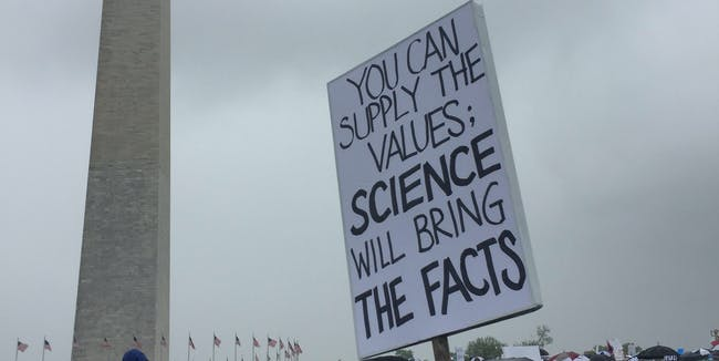 science march dc signs
