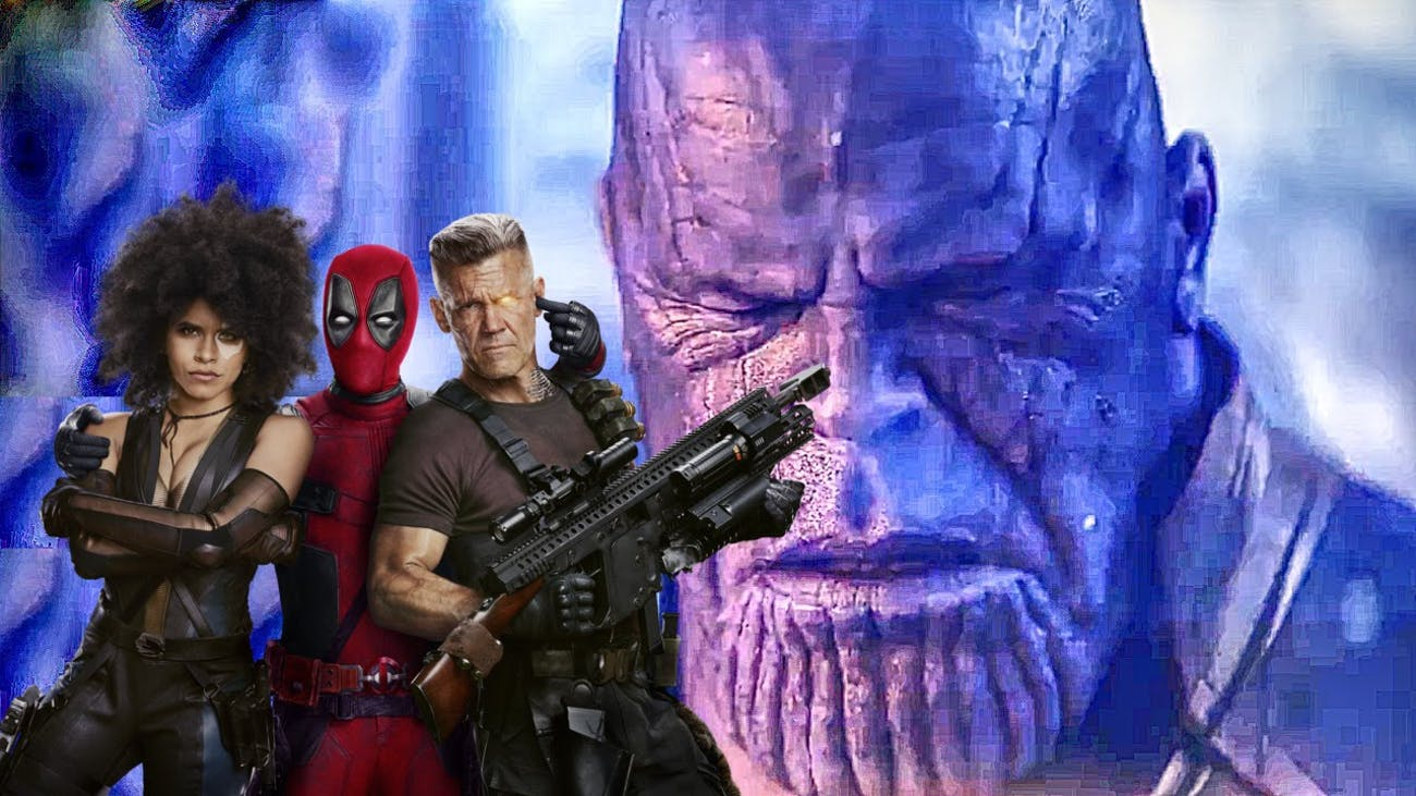 Josh Brolin's Cable is way cooler than Josh Brolin's Thanos.