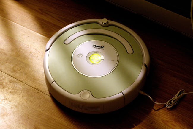 The Roomba. Is it a robot?