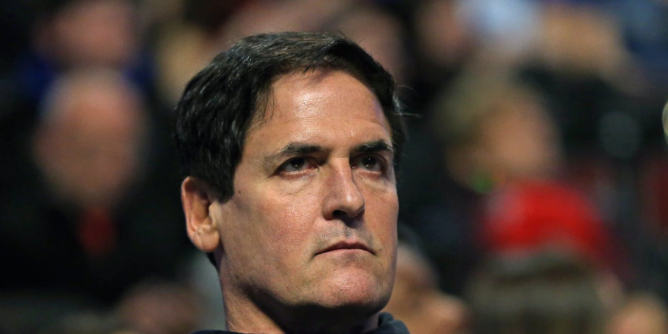 Mark Cuban in 2016.