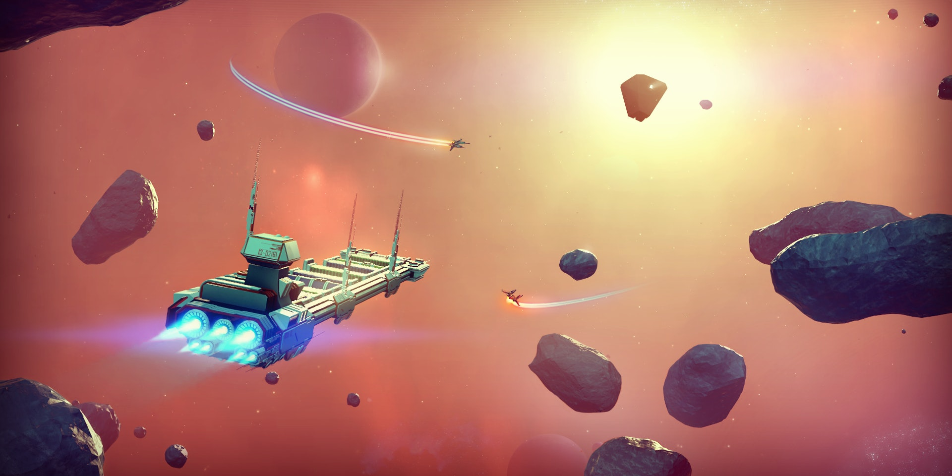 How to Ransack Victims in 'No Man's Sky'