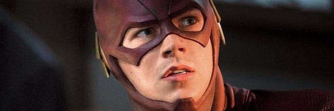 The Flash Barry Iris