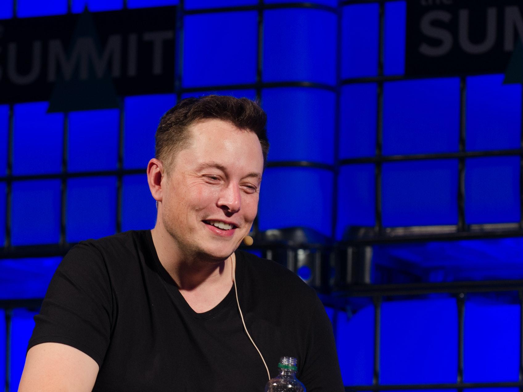 Elon Musk - The Summit 2013