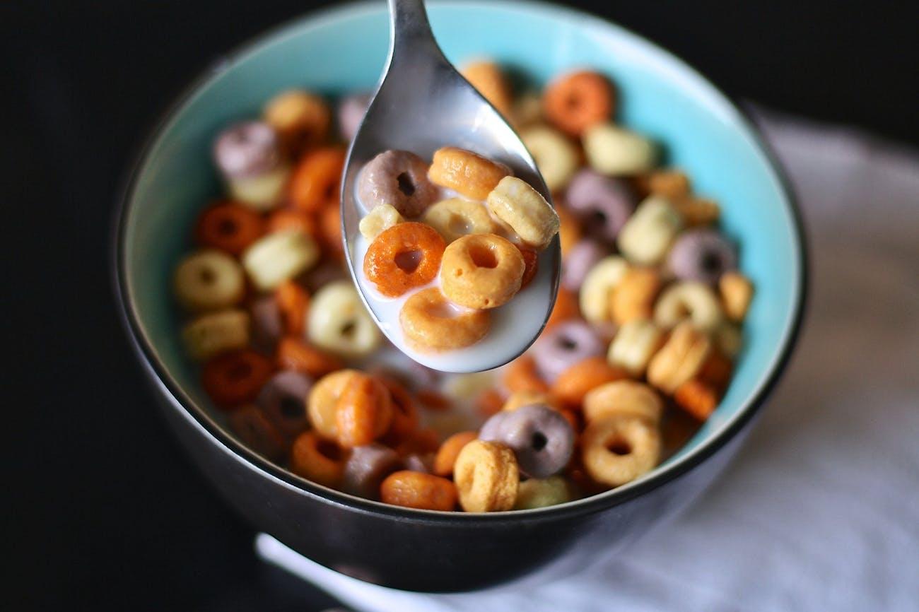 breakfast weight loss