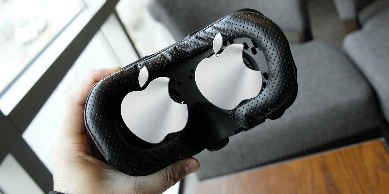 vr ar headset apple rumors