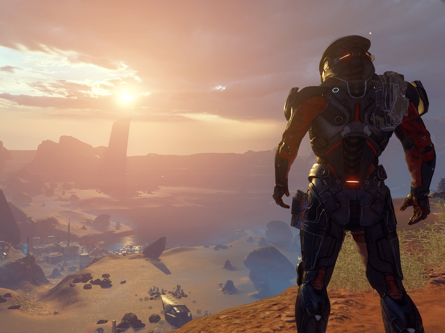 The Best Part of 'Mass Effect: Andromeda' Is Exploration