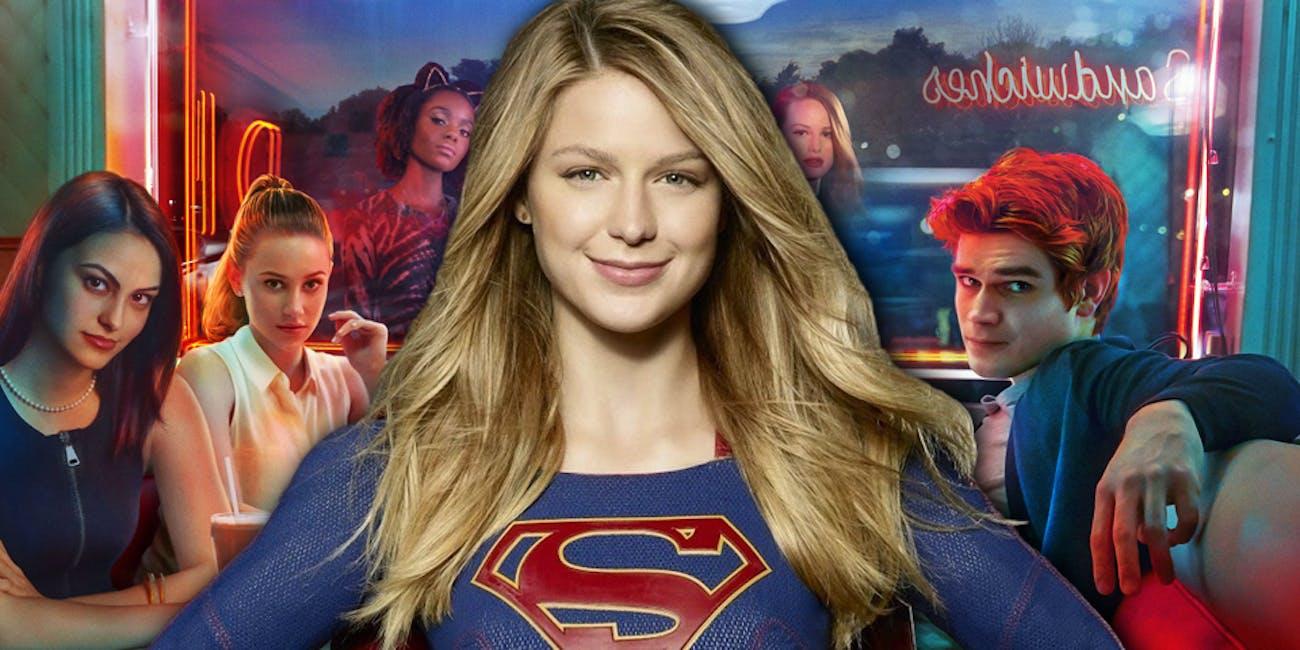 Supergirl Riverdale