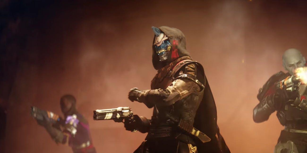 NPCs like Ikora, Cayde, and Zavala will fight alongside you in battle as part of 'Destiny 2.'