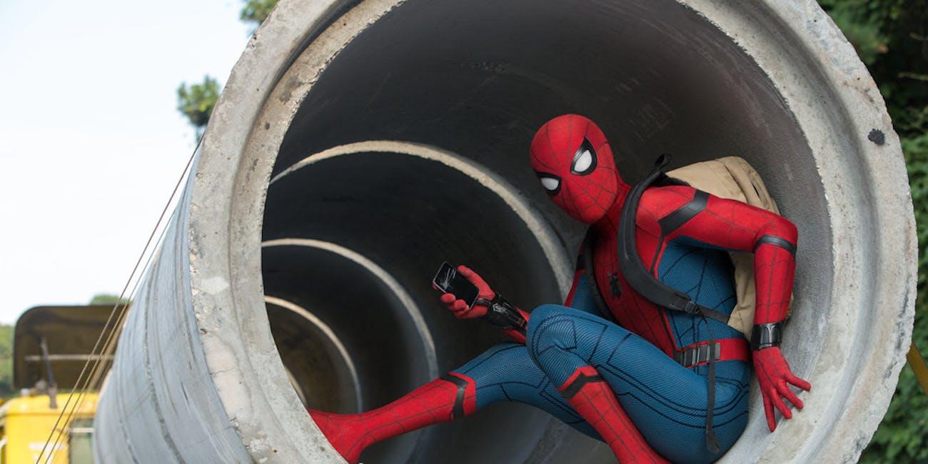 Spider-Man Homecoming MCU