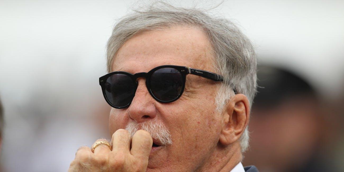 Stan Kroenke, owner of the Rams