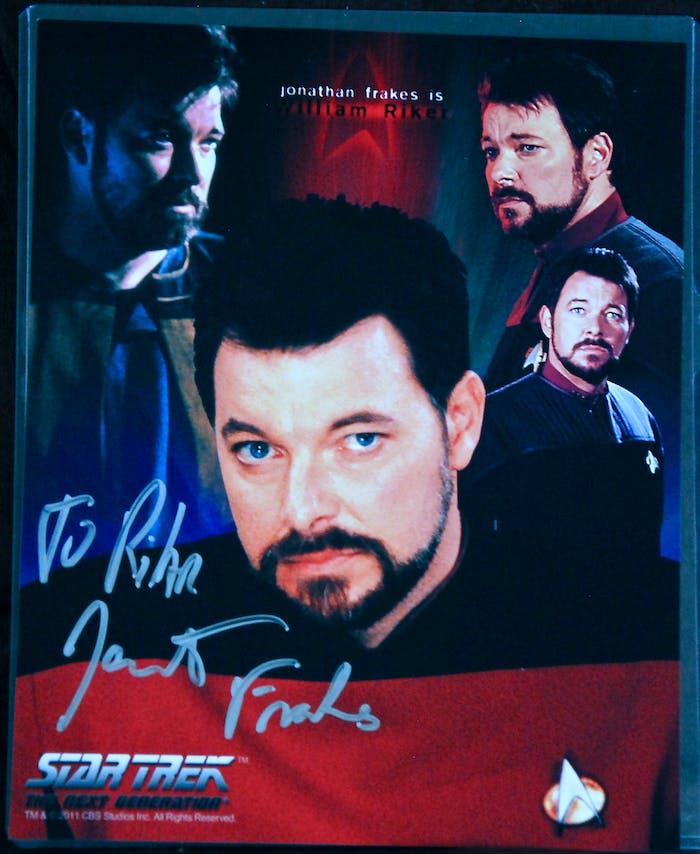 Las Vegas Star Trek Convention at the Rio