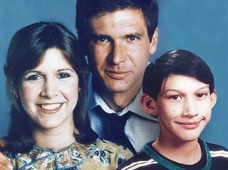 Contrary to a New Theory, Kylo Is Totally Han and Leia's Son