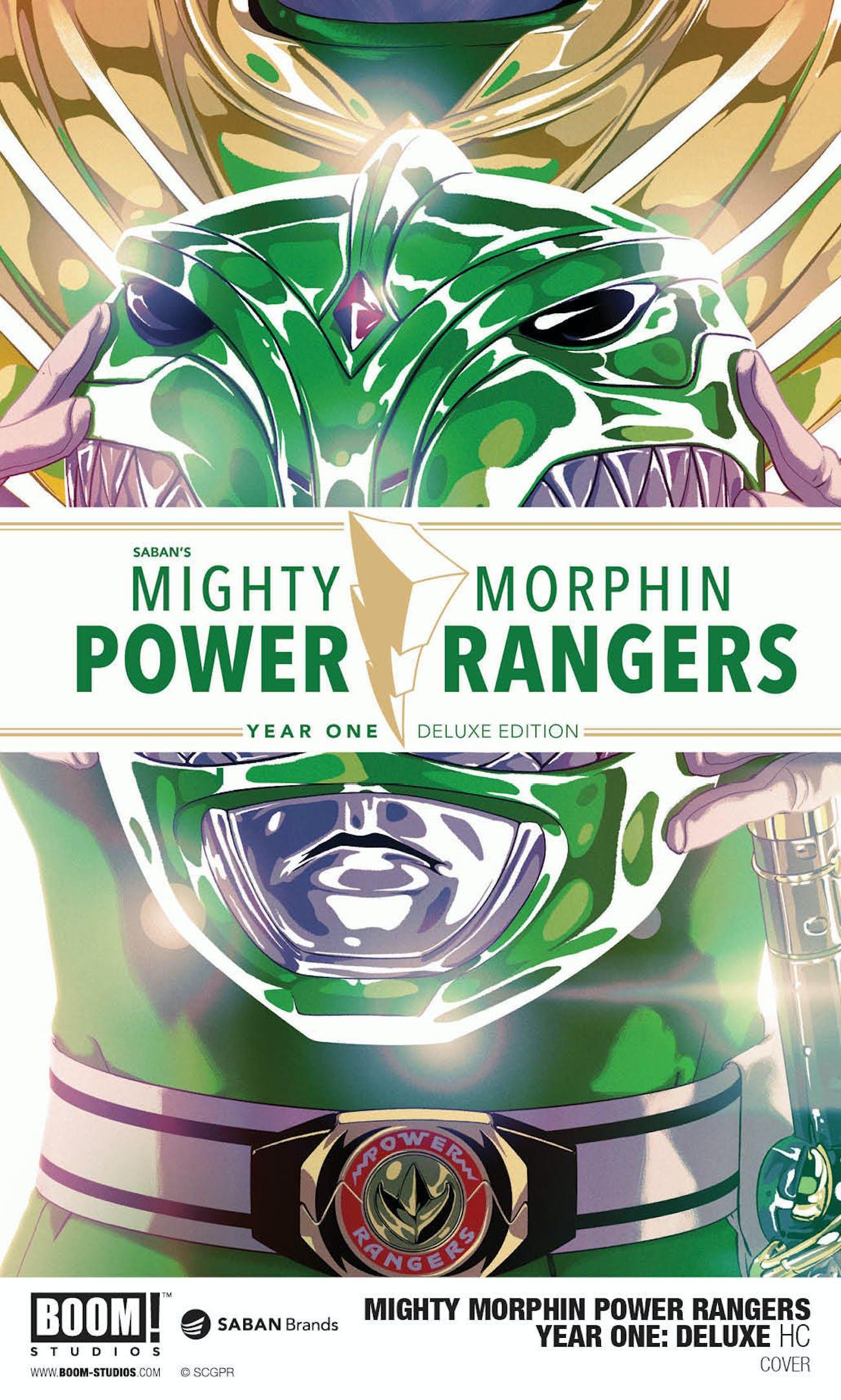 Power Rangers Deluxe BOOM