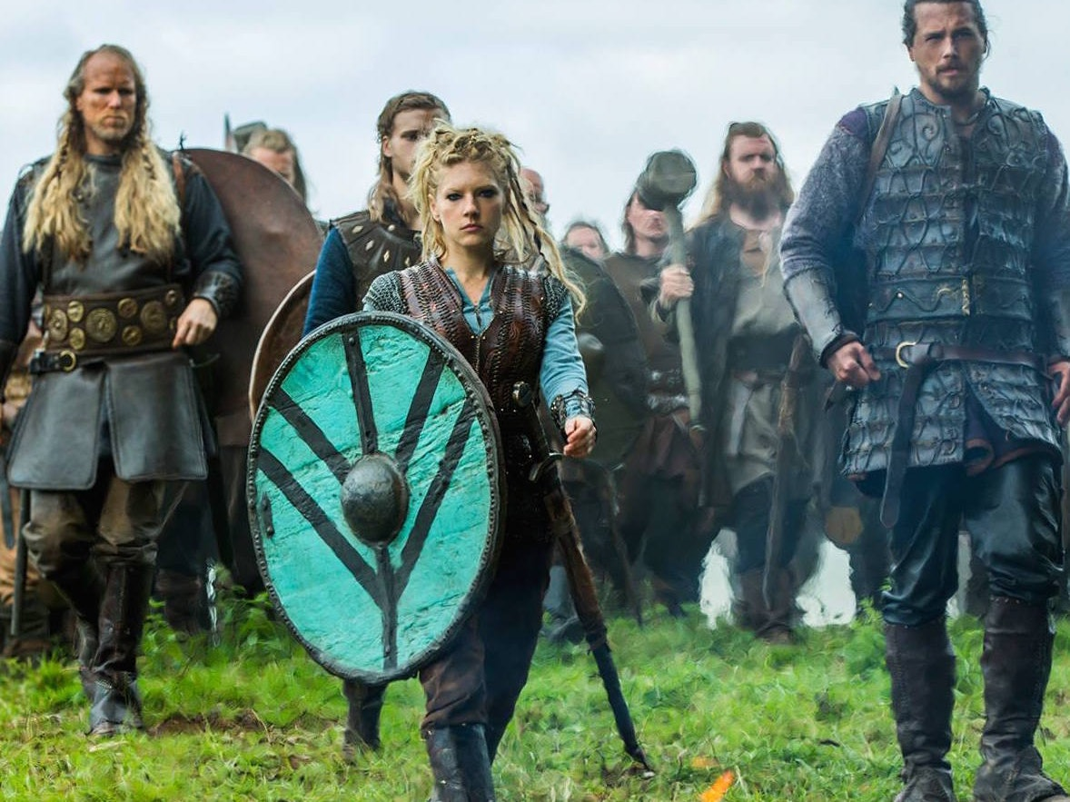 John McKenna, Weapons Armorer of 'Vikings,' Talks Arming Ragnar, Rollo, and Lagertha