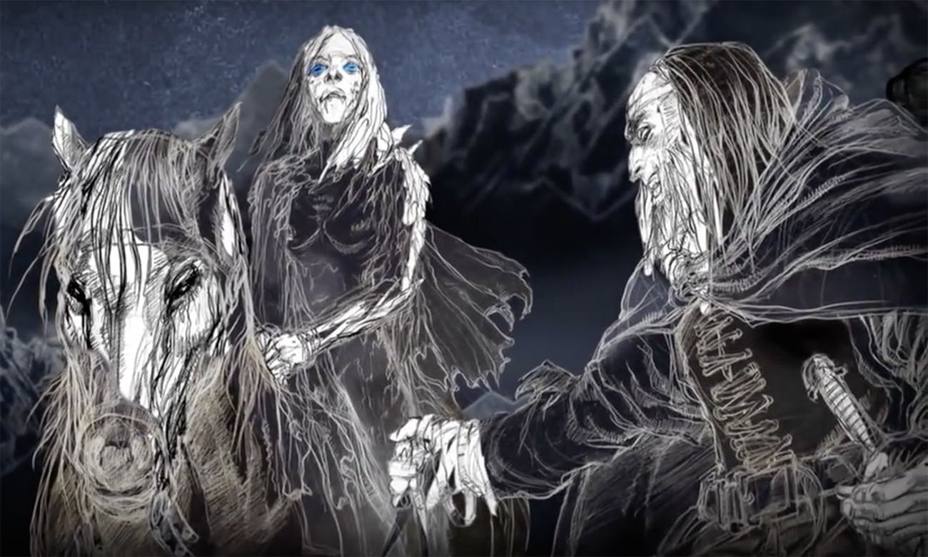 49b937e56403 In contrast to the Night King, who is bearing down on the Wall in the  present-day timeline of Game of Thrones, the Night's King (with the  apostrophe) has ...
