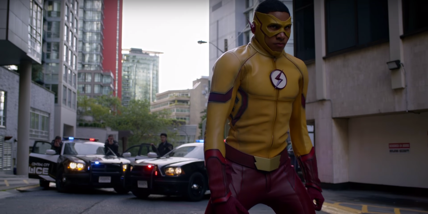 Changes flashpoint will make the flash season 3 inverse