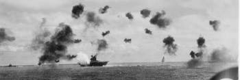 CV5 Midway 5 Battle of Japan America Allies Axis Pacific Theater Theatre historic photo photograph