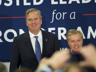 Jeb Bush is Extremely Woke About Automation Job Loss