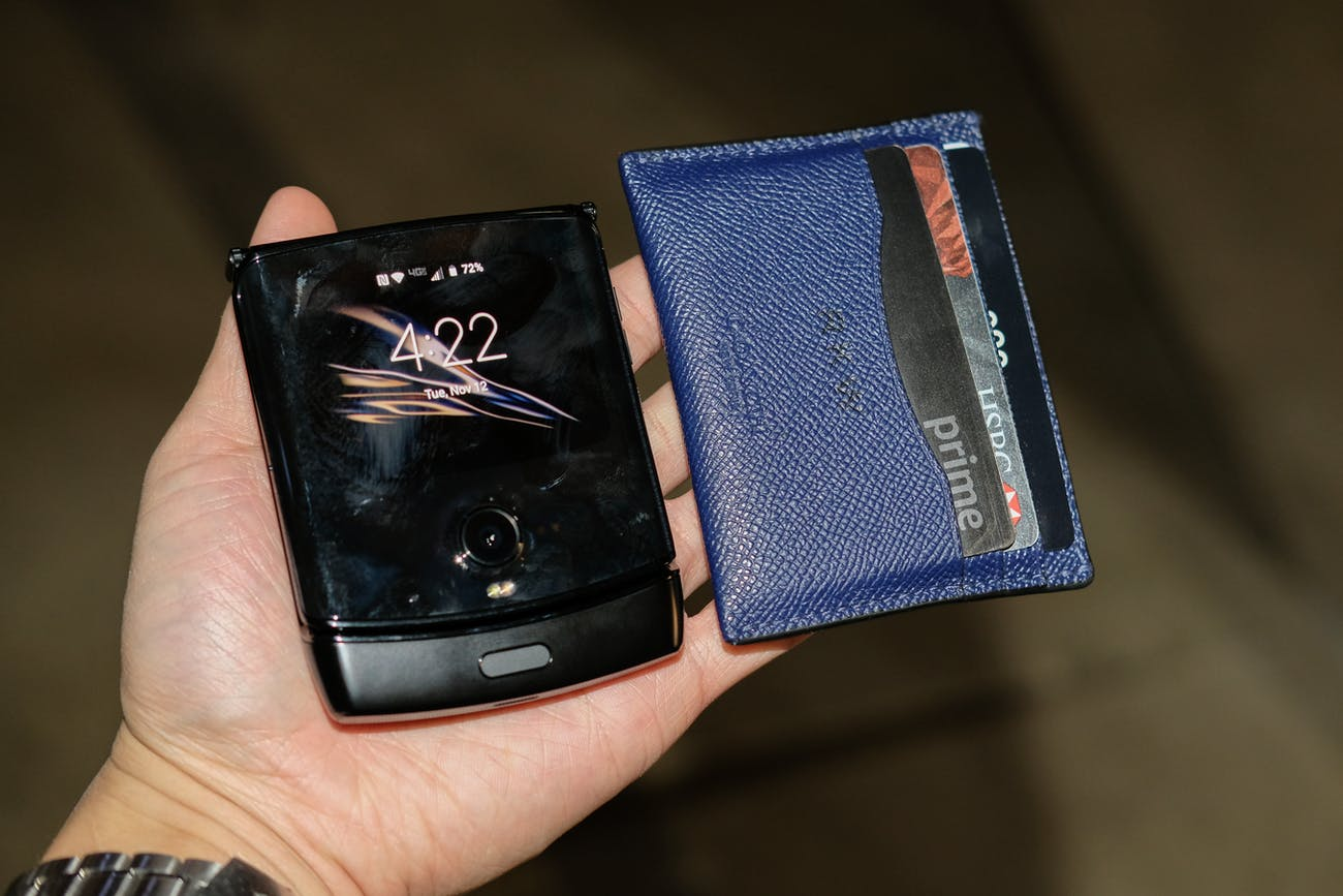 Motorola Razr - Telefono pieghevole