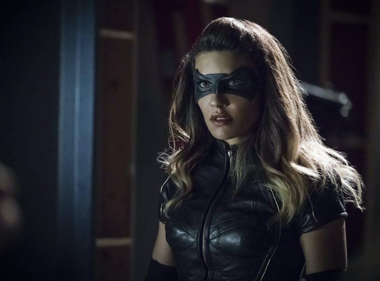 Arrow Season 6 Black Canary