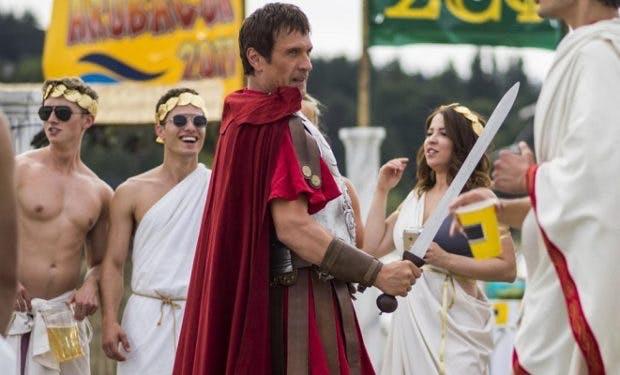 Romans? More like Bromans.