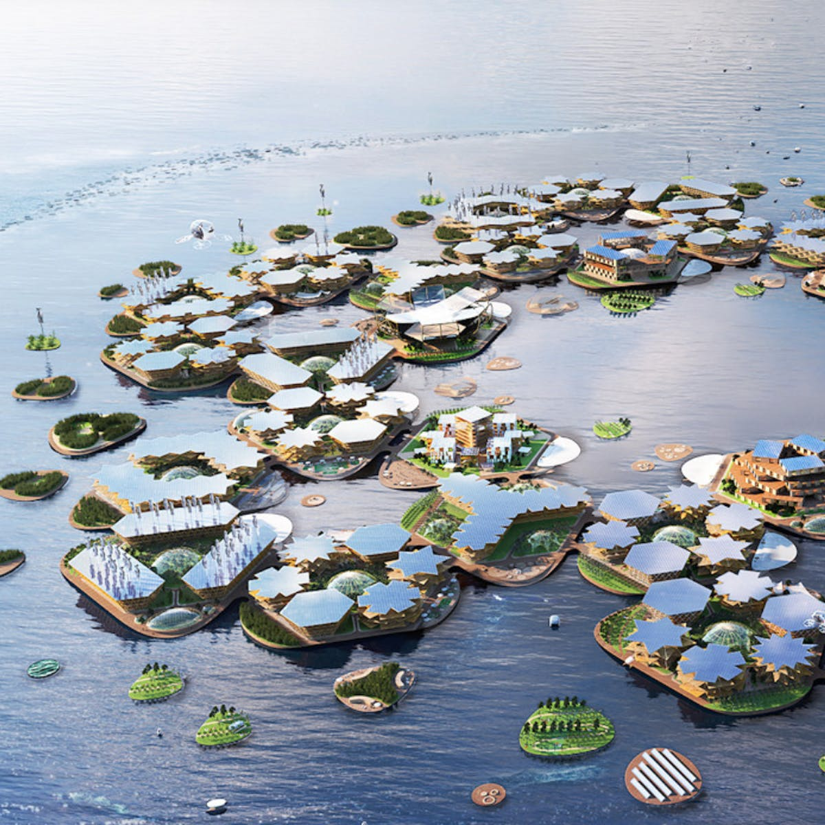 Floating Cities: United Nations Unveils Bold Idea to Fight Climate Change