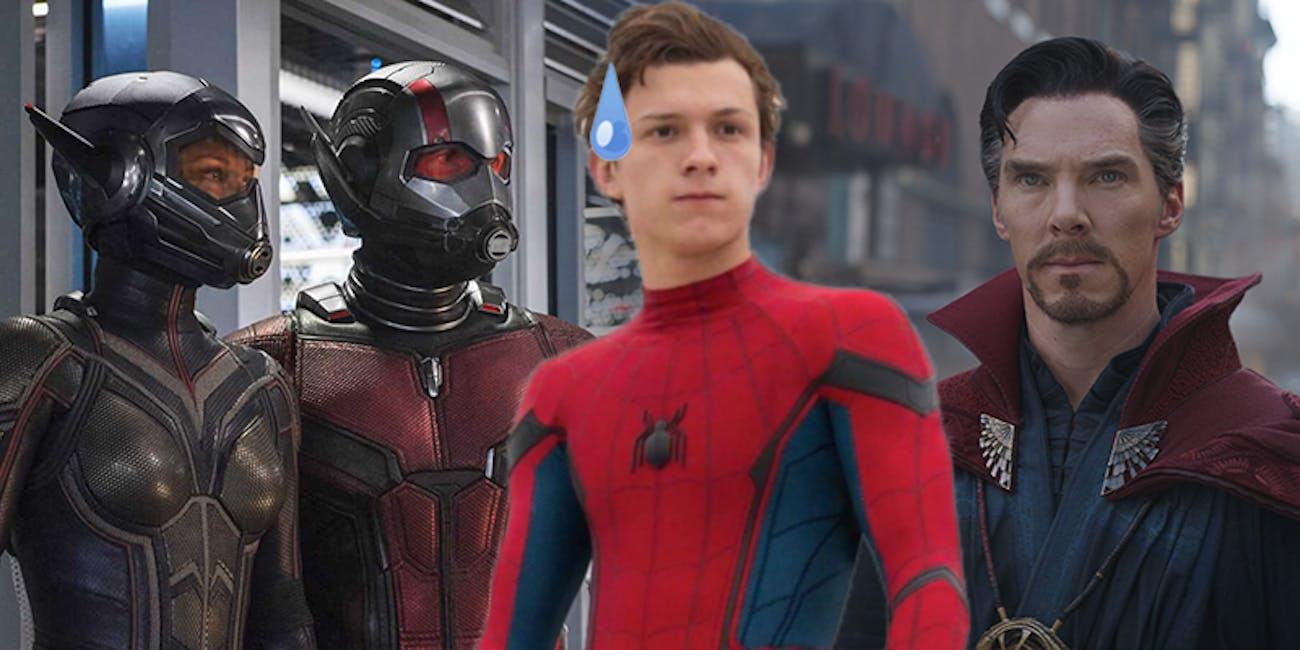 spider-man avengers 4 spoilers