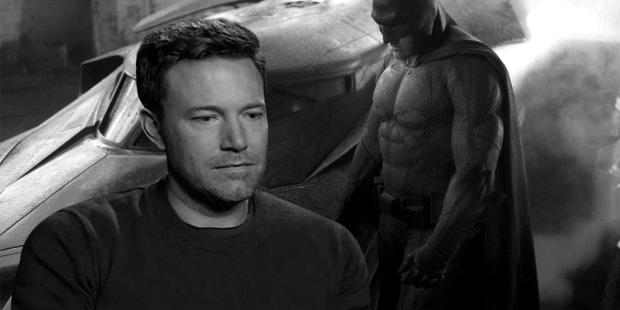 Bret Easton Ellis Says Batfleck Script Is in Serious Trouble