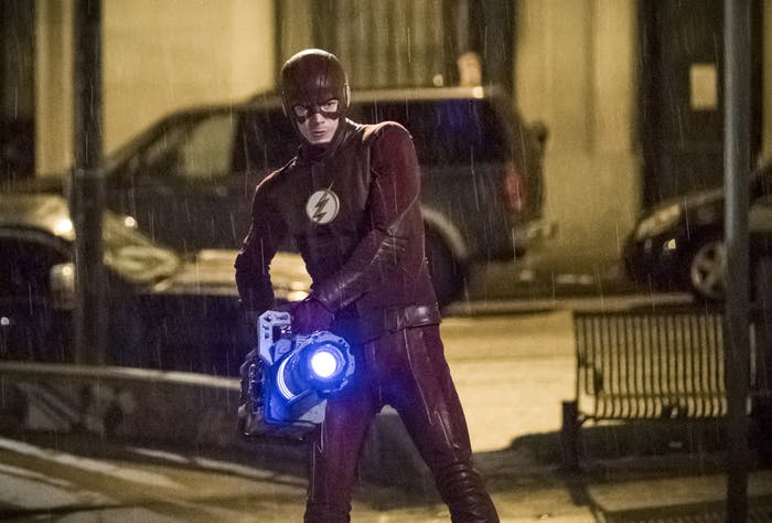 Barry Allen in 'The Flash'
