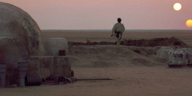 """""""Star Wars"""" moisture farms will soon be more reality than science fiction."""