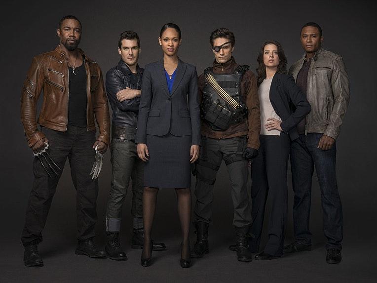 Task Force X in 'Arrow'