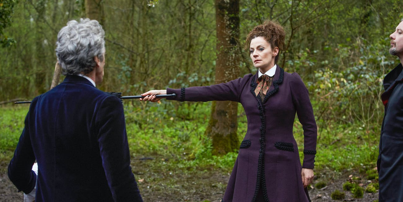 Michelle Gomez as Missy has been the most prominent female Time Lord featured in the series to date.