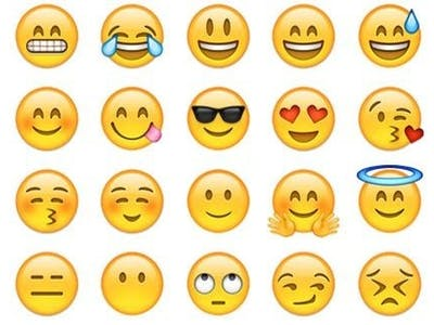 Sony Is Making a Movie About Emojis Called 'The Emoji Movie'