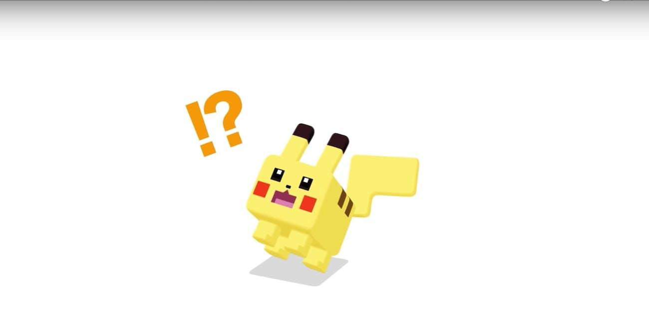 Pokemon Quest Pikachu