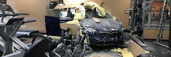 tesla model x crash florida