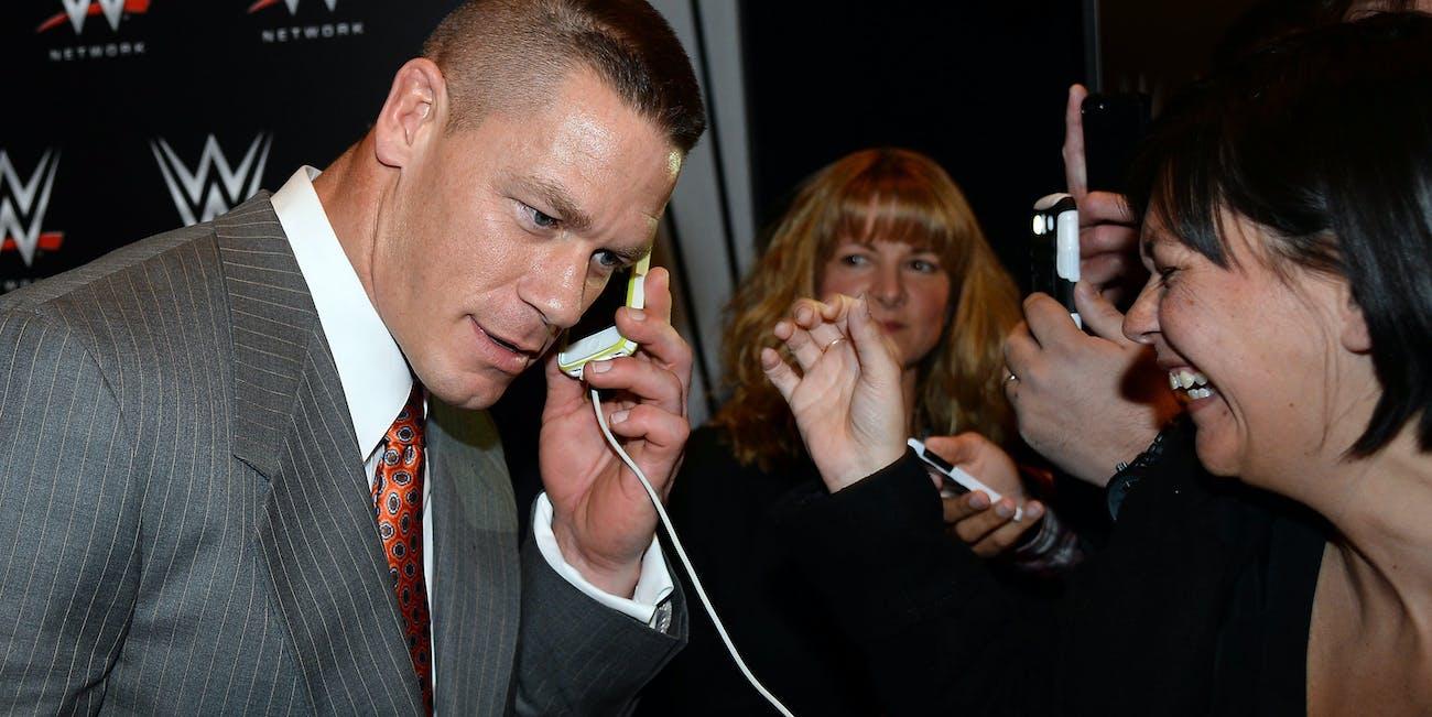 John Cena iPhone