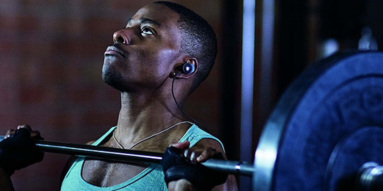 best headphones for weightlifting