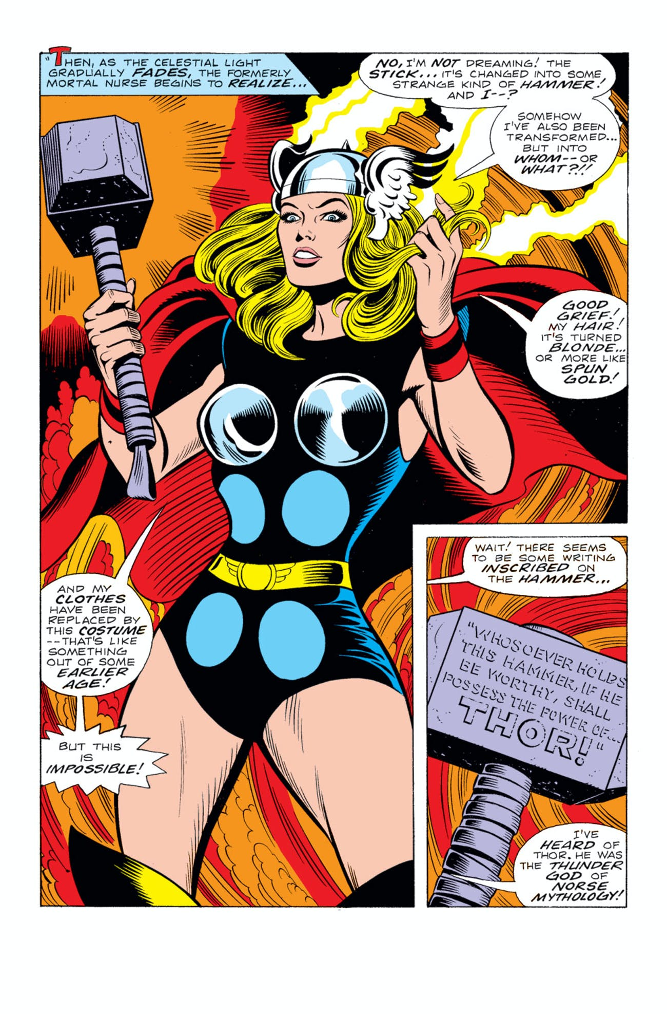 Marvel What If Jane Foster Thor