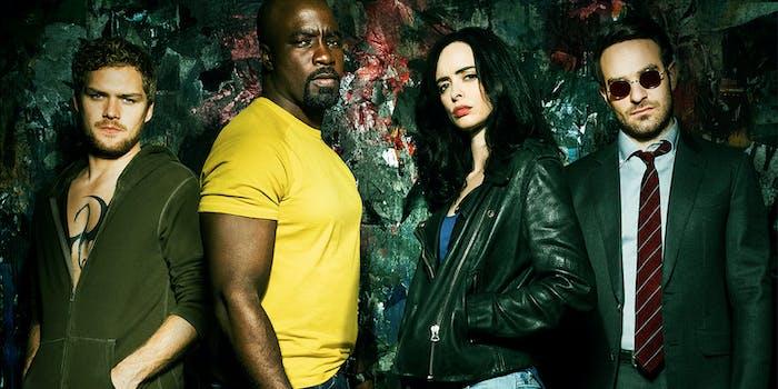 The Defenders Netflix Avengers Endgame