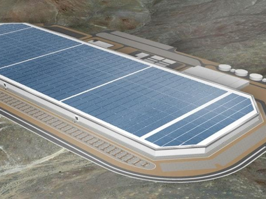 Tesla Just Revealed Plans for Gigafactory 3, 4 and 5