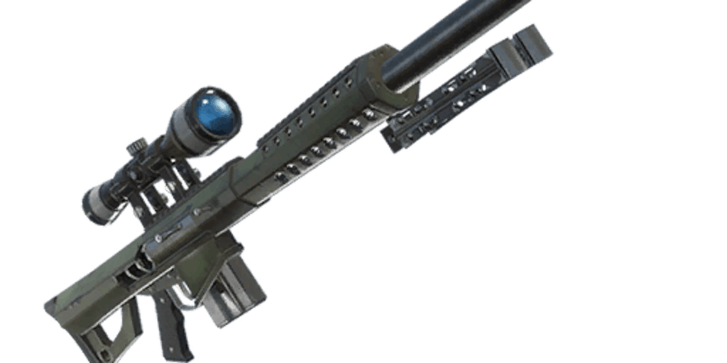 Leaked 'Fortnite' Heavy Sniper Rifle