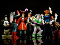 Disney Toys Action Figures