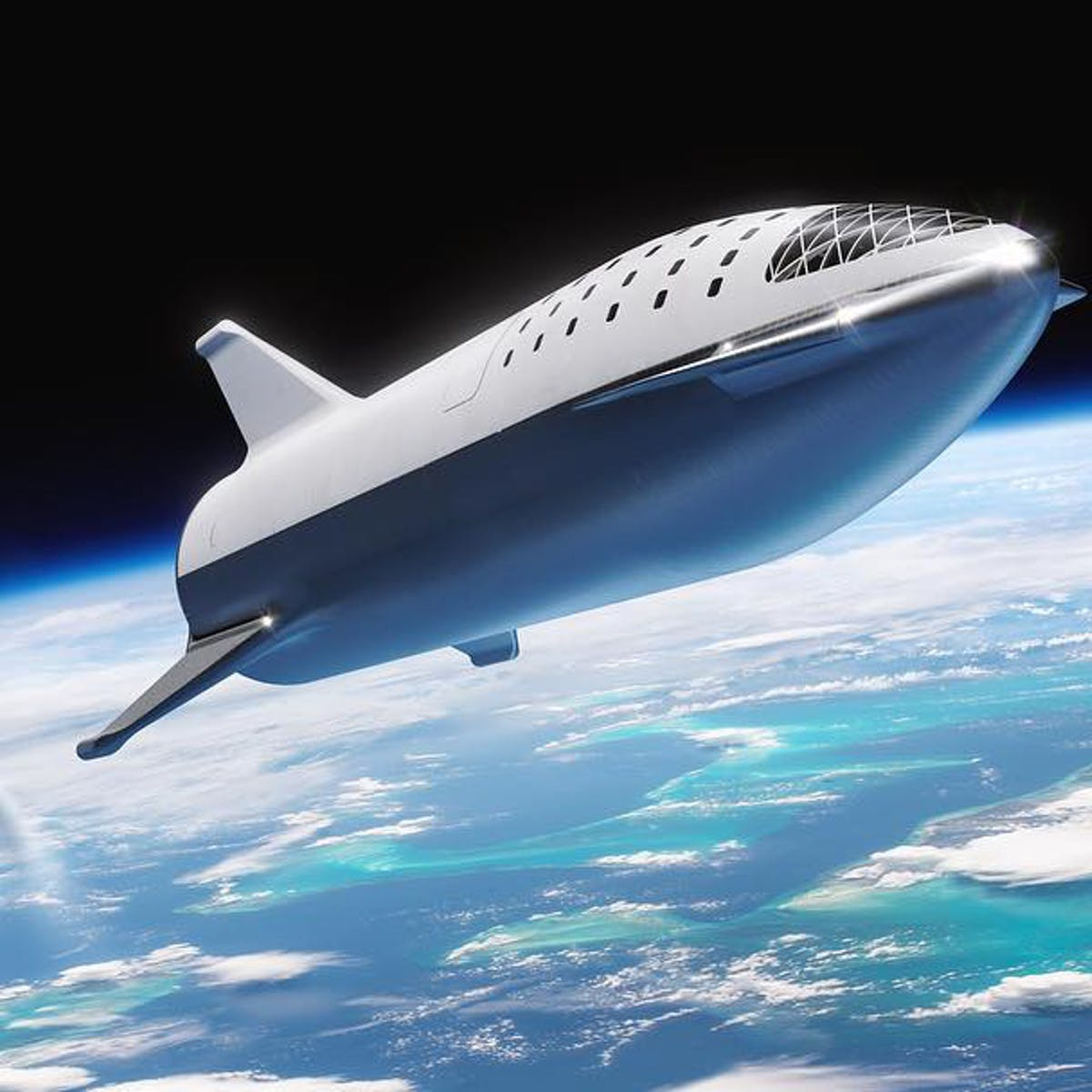 Starship: SpaceX Plans Show Visit to the Edge of Space With Mars-Bound Ship