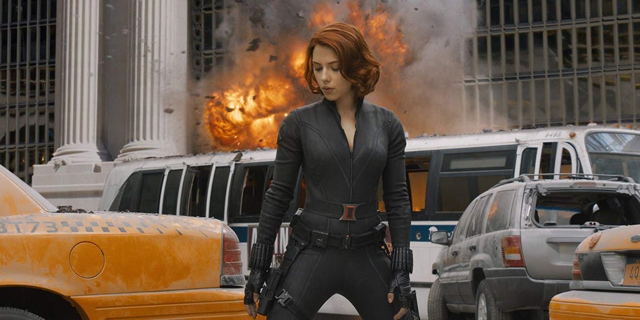Who Replaces Scarlett Johansson In Black Widow How She Ll