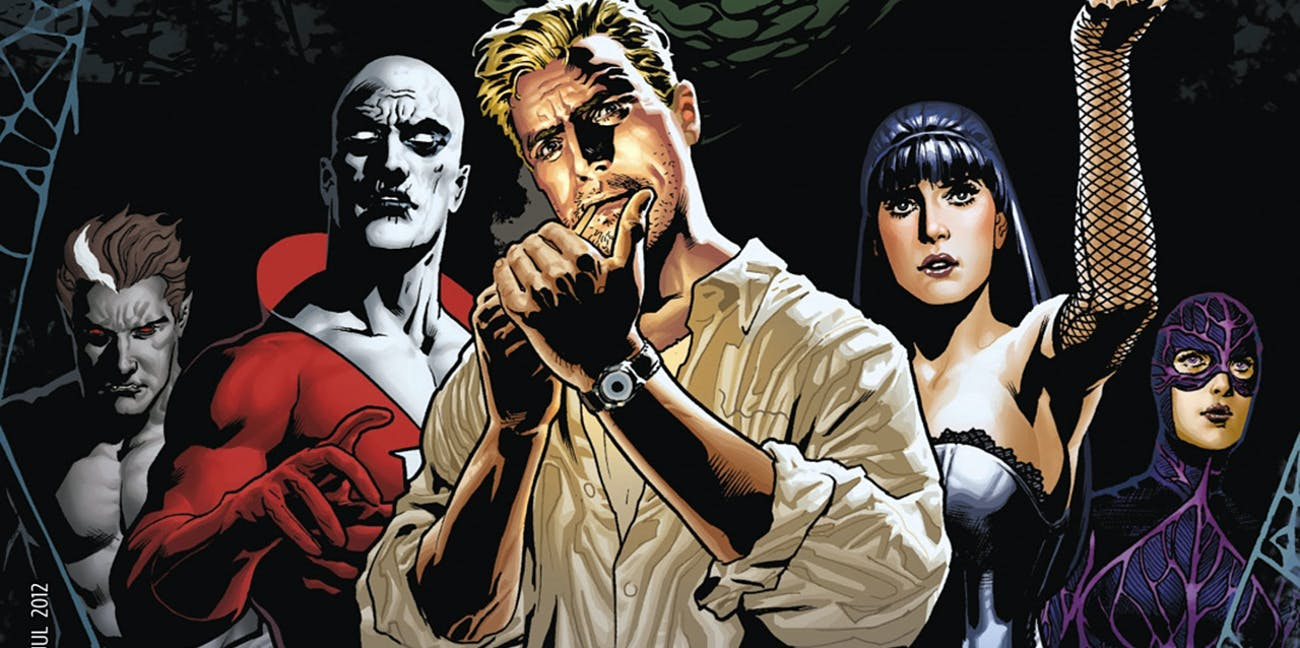 See Joseph Kahn S Unused Justice League Dark Concept Art