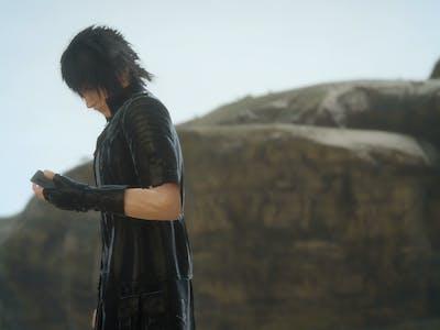 The 'Final Fantasy XV' Plot Patch Is Unprecedented
